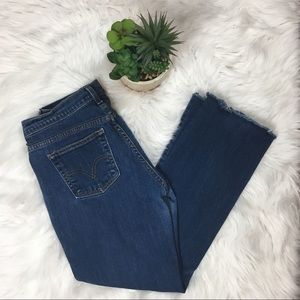 Levi's Straight Leg 505 Medium Wash Denim Jean